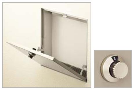 アートウォール門柱S1型Aタイプ ダイヤル錠付き