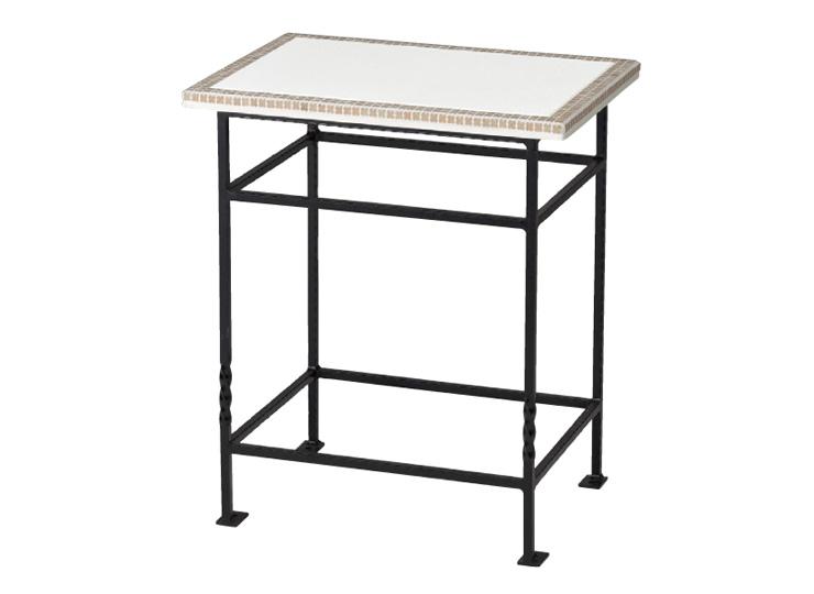 ガーデンテーブル ロココ クローバー アイキャッチ