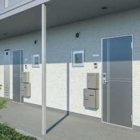クリアスFF 廊下の各部屋ごとに設置