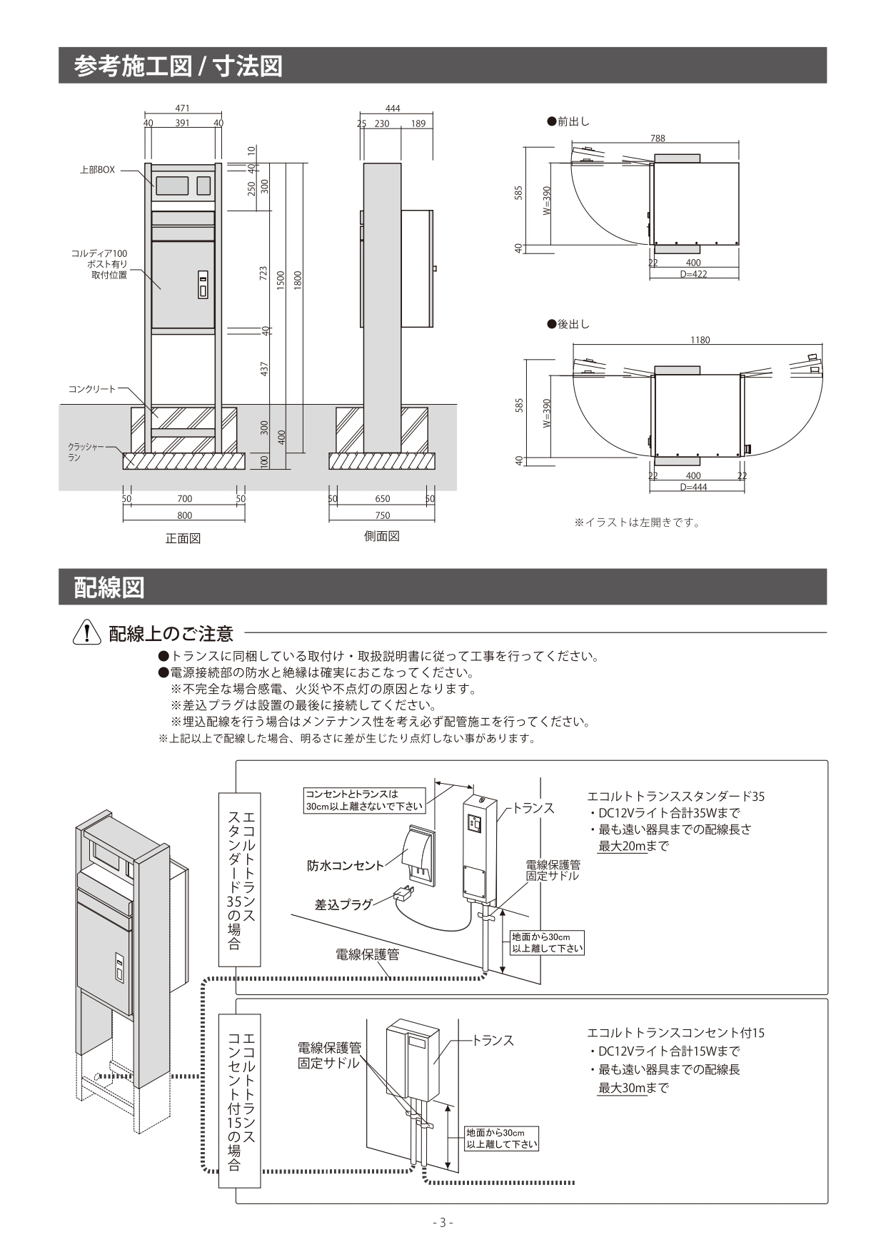 コルディアラックILS100_取扱説明書_page-0003