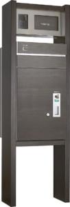 コルディアラックILS_100471×1500本体前出し左開きタイプ+インターホンカバー左仕様パイン