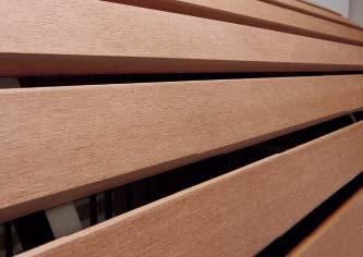 ゴミストッカーWP2型 木質樹脂