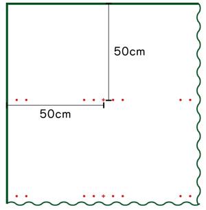 ザバーン防草シート350 (2)