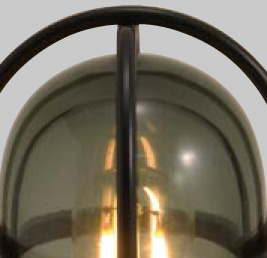 スモークガラス