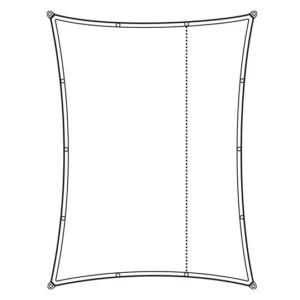 【ユニソン】テンデ タープ レクタングルS 3.2×2.4m