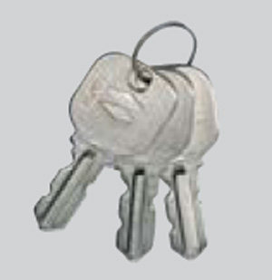 ニューハピネスHG 傾斜・ペットガードタイプ シリンダー錠