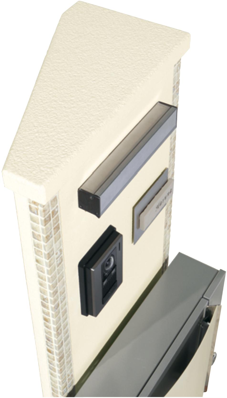 ファミアージュフォンテ2特徴三角柱