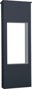 ファミアージュライトコルディア100 ポスト有タイプ520×1510ダークグレー