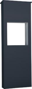 ファミアージュライトコルディア80 ポスト有タイプ520×1510ダークグレー
