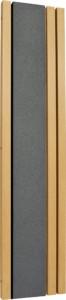 フォレスコネクトOS_type1380×1700[本体色]ブラック[柱の色]ライトブラウン
