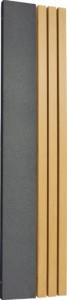 フォレスコネクトOS_type2380×1700[本体色]ブラック[柱の色]ライトブラウン