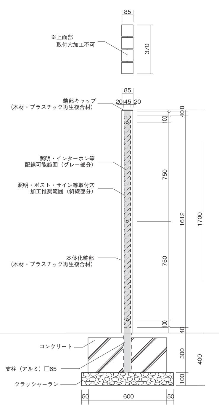 フォレスコネクトST サイズ (2)