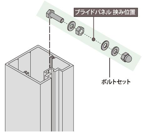 ブライド 仕様について (2)