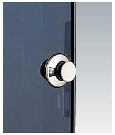 ブルーム門柱M1型 ダイヤル錠