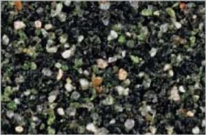 ペブル ウォール 緑石
