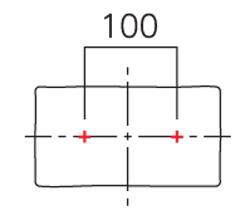 ボルト出し位置 (1)
