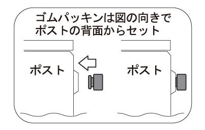 ポスト取付方法 (4)