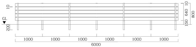 マイティウッドプレミアム 板5段貼 基本型+追加型×2 サイズ