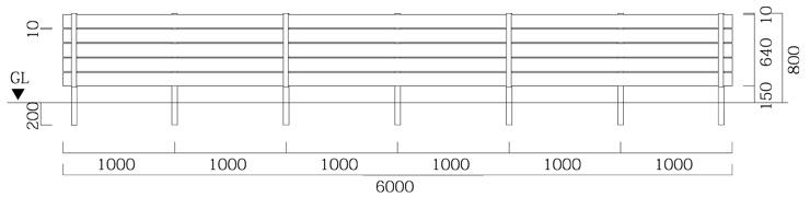 マイティウッド デコ 基本型+追加型×2 サイズ