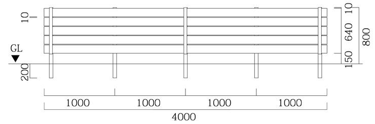 マイティウッド デコ 基本型+追加型 サイズ
