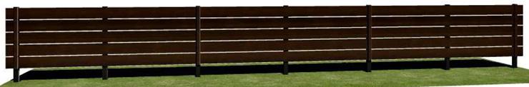 マイティウッド リアルウッド 板5段貼 T-8 基本型+追加型×2セット イメージ