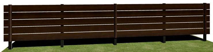 マイティウッド リアルウッド 板5段貼 T-8 基本型+追加型 イメージ