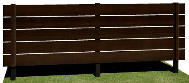 マイティウッド リアルウッド 板5段貼 T-8 基本型 イメージ