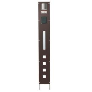 【四国化成】機能門柱 マイ門柱SI型 アルミタイプ
