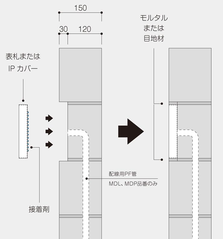 モデスト 参考施工図2