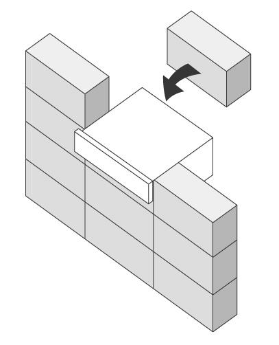 ラフェイス ブロック塀施工