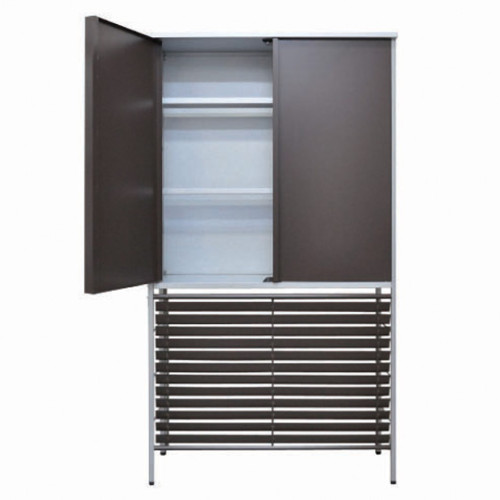 louver outdoor unit rack 2