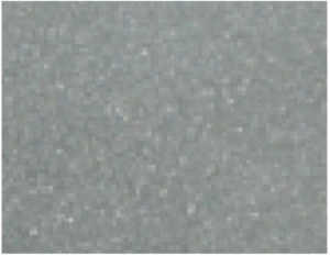ワペスタンダード90×18、68×40本体色ステンレスシルバーの文字色クリア