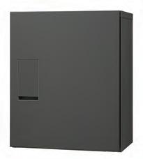 宅配ボックスHDボックス ブラック