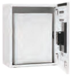 宅配ボックスHDボックス 扉を開けたイメージ