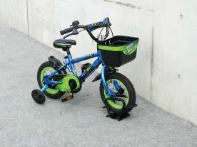 独立式スタンドCS-C 幼児自転車