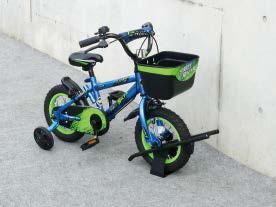 独立式スタンドCS-D 幼児用自転車