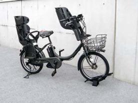 独立式スタンドCS-D 電動自転車