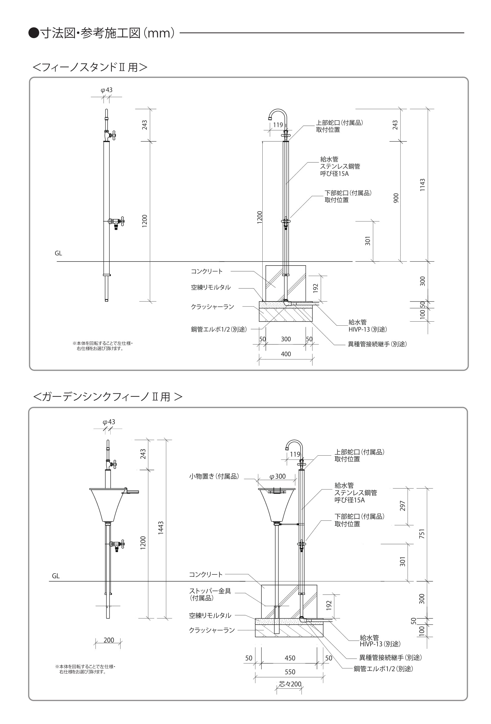 ガーデンシンクフィーノ2_取扱説明書-3