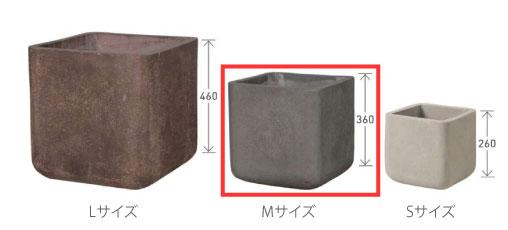 コーテスキューブ ラインナップMサイズ