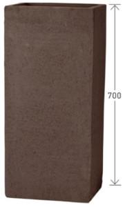 トリコ913L黒土 高さ
