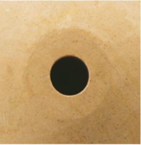 マルクストーン固定穴