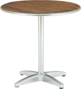 ラウンドテーブルAU800チーク
