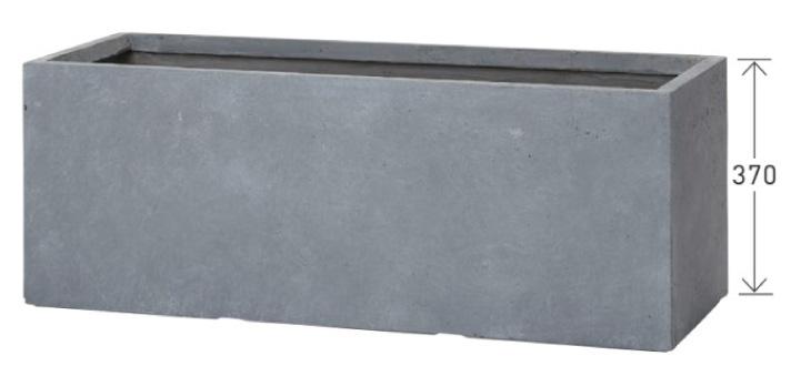 ラムダスリム長角プランター サイズ