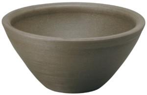 陶芸ポットデミダークブラウン