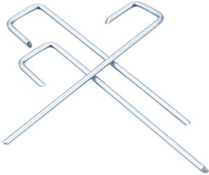 クオリティターフ固定ピンL型(20本入り)