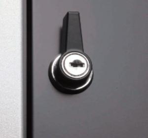 デザインポスト スムース 鍵