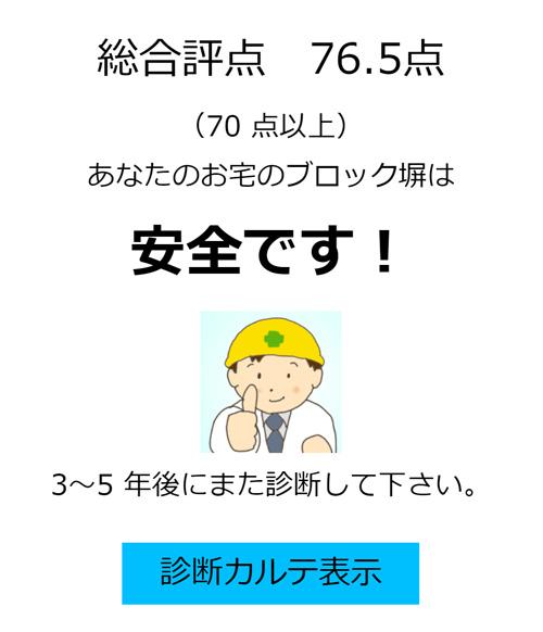ブロック塀診断カルテ (3)