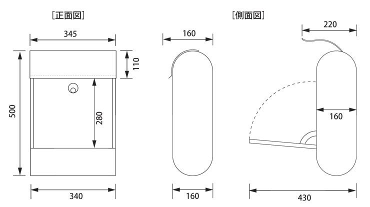 フューネンF8900 サイズ