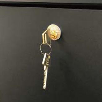 フューネンF8900 シリンダー錠