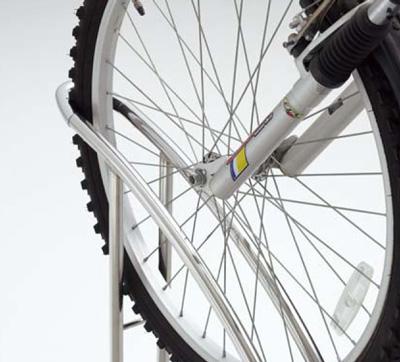 サイクルラックS2型 マウンテンバイクもOK